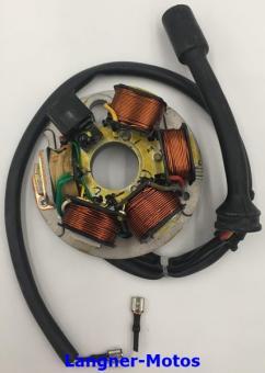 Zündgrundplatte AEL Stator PK