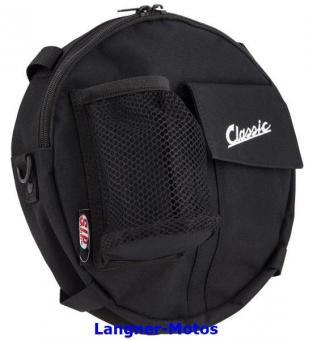 Reserve Rad Tasche Nylon schwarz