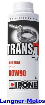 IPONE Trans4 80W-90 1 Liter Flasche