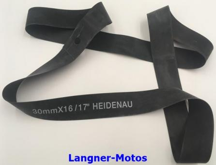 "Felgenband HEIDENAU 30mm 16"" & 17"""