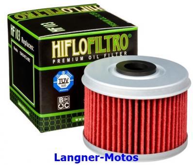 HIFLO Ölfilter HF 103