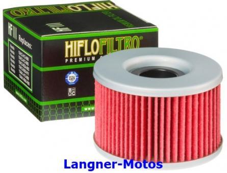 HIFLO Ölfilter HF 111