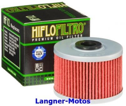 HIFLO Ölfilter HF 112