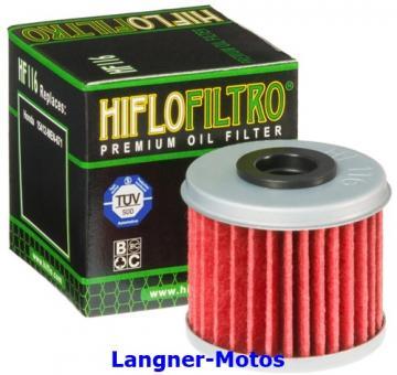 HIFLO Ölfilter HF 116