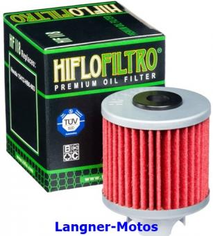 HIFLO Ölfilter HF 118