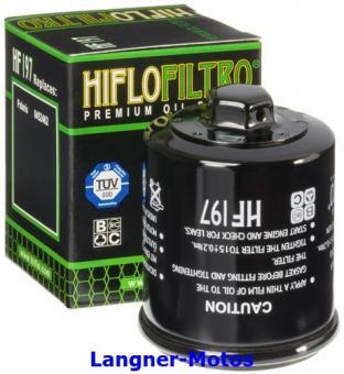 HIFLO Ölfilter HF 197