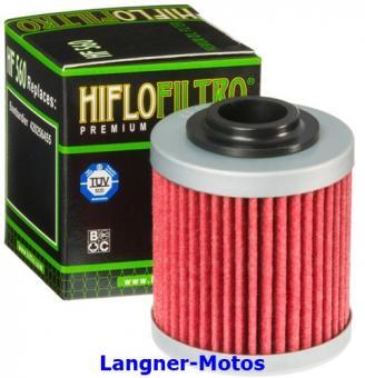 HIFLO Ölfilter HF 560