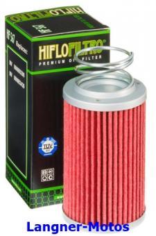 HIFLO Ölfilter HF 567