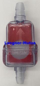 Benzinfilter klein Ø 6mm
