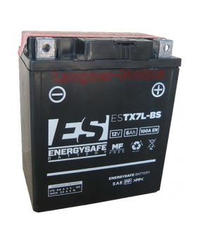 Motorrad Batterie ES ESTX7L-BS(CP) YTX7L-BS