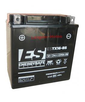 Motorrad Batterie ES ESTX16-BS(CP) YTX16-BS
