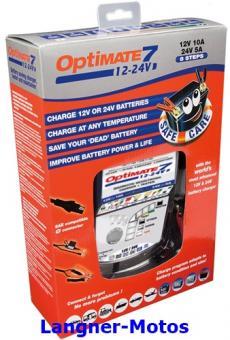 Batterieladegerät Optimate 7 12V / 24V