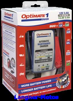 Batterieladegerät OptiMATE 1 DUO
