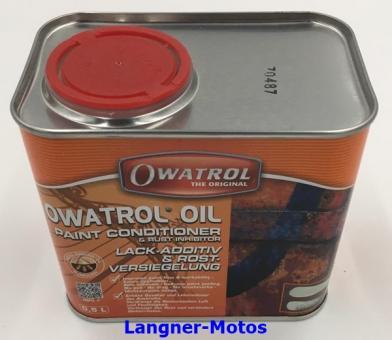 Rostentferner OWATROL Öl 500ml Dose